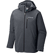 Columbia Men's Gate Racer Softshell Jacket (Regular and Big & Tall)