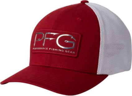 eaa4768fb12e66 Columbia Men s PFG Mesh Ball Hat