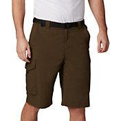 Columbia Men's Silver Ridge Cargo Shorts (Regular and Big & Tall)