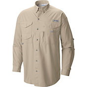 Columbia Men's PFG Super Bonehead Classic Long Sleeve Fishing Shirt