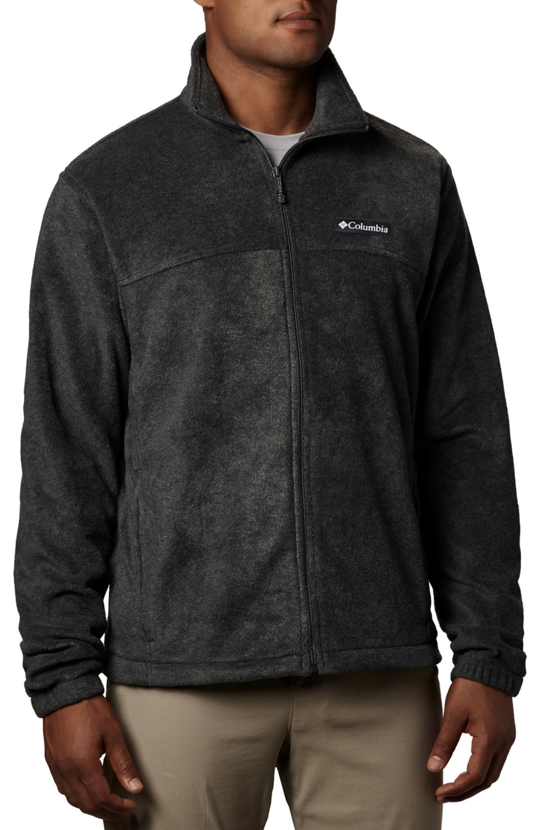 77cf23d81 Columbia Men's Steens Mountain Full Zip Fleece Jacket | DICK'S ...