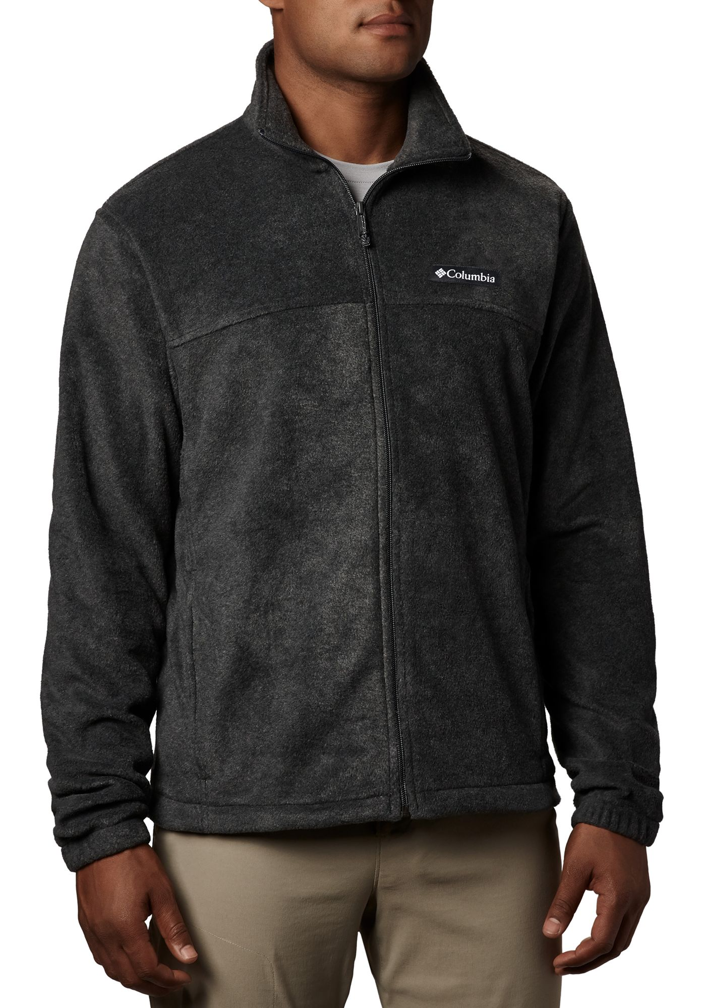 Columbia Men's Steens Mountain Full Zip Fleece Jacket (Regular and Big & Tall)