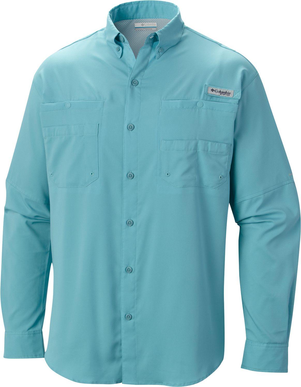 Columbia Men s PFG Tamiami II Long Sleeve Shirt  35df7965f9cd