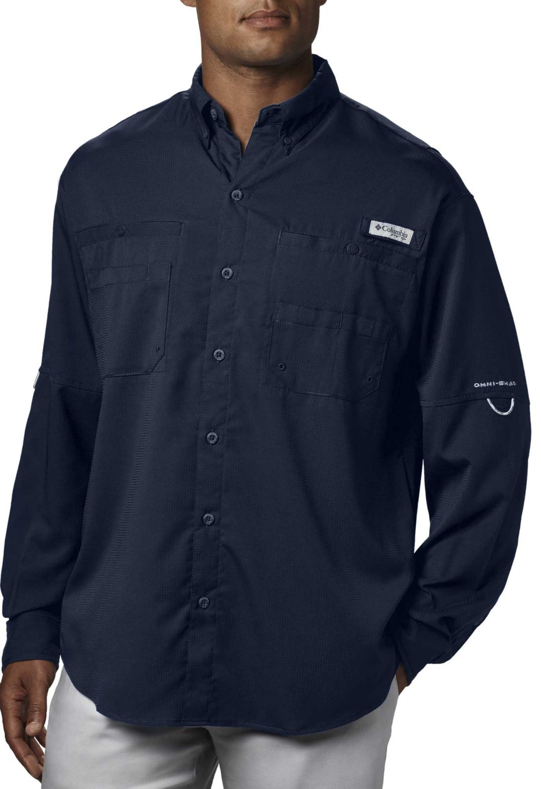 b7afb1d4de7 Columbia Men's PFG Tamiami II Long Sleeve Shirt | DICK'S Sporting Goods
