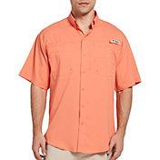4615b957b7f Men's Orange Columbia Shirts | Best Price Guarantee at DICK'S