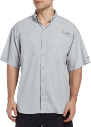 3302557a63fd Men's Gray Columbia Shirts | Best Price Guarantee at DICK'S