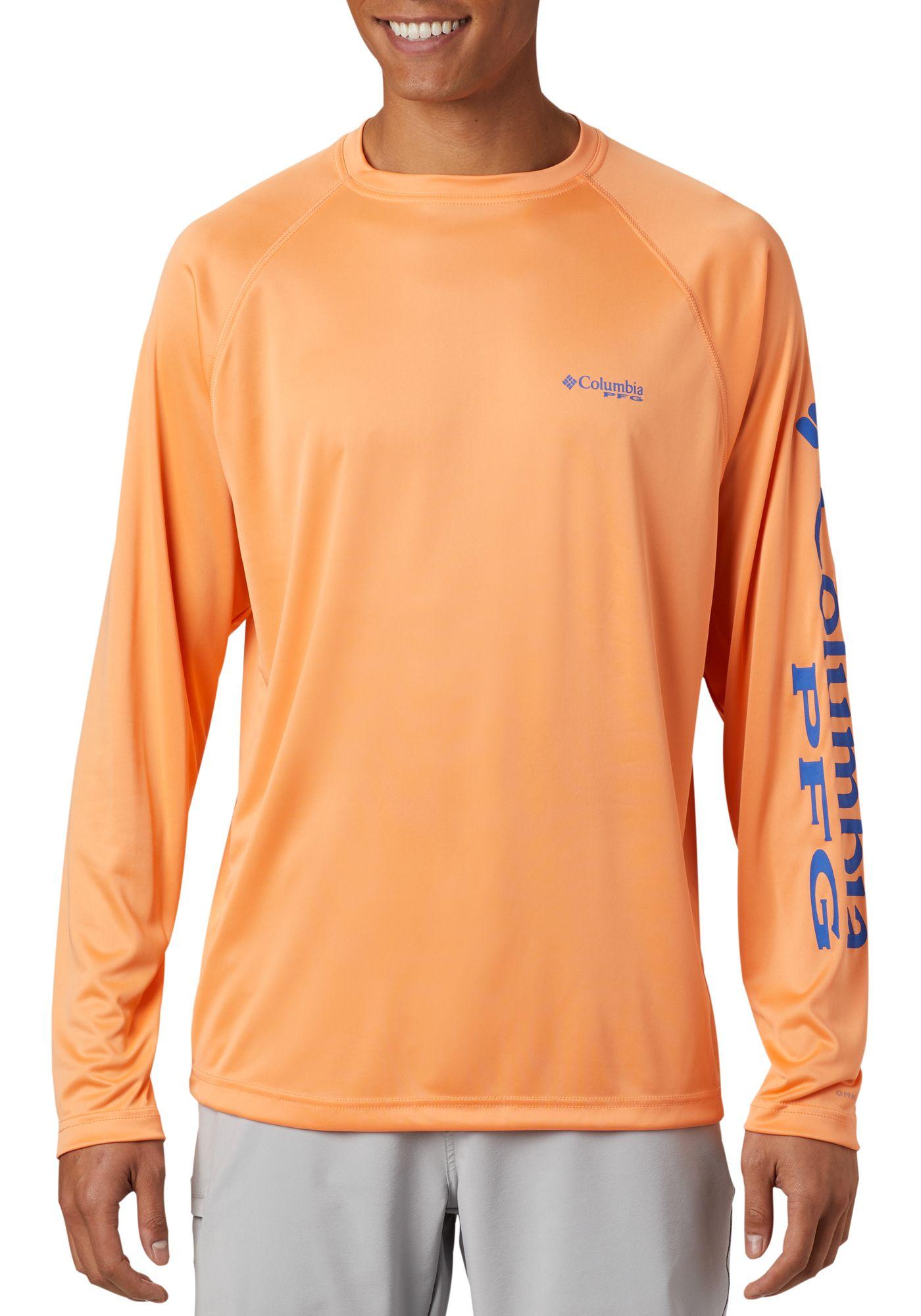 Columbia Men's PFG Terminal Tackle Long Sleeve Shirt (Regular and Big & Tall)
