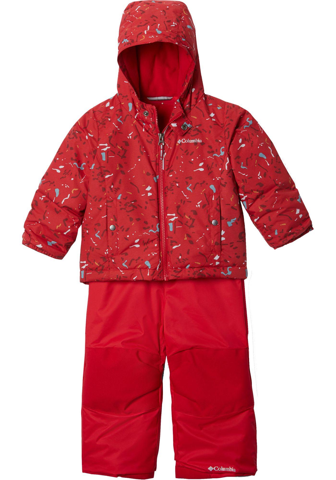 Columbia Toddler Boys' Frosty Slope Set