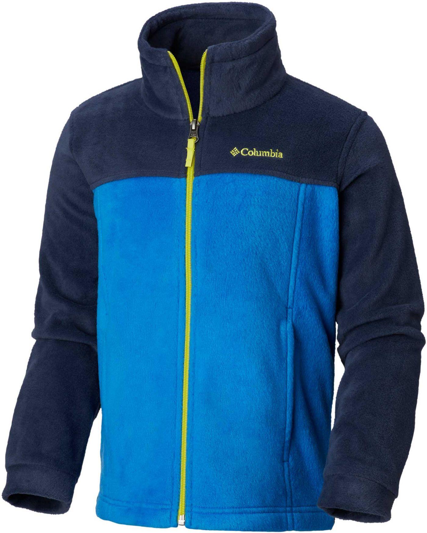 Columbia Boys' Toddler Steens MT II Fleece Jacket