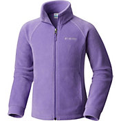 Columbia Girls' Toddler Benton Springs Fleece Jacket