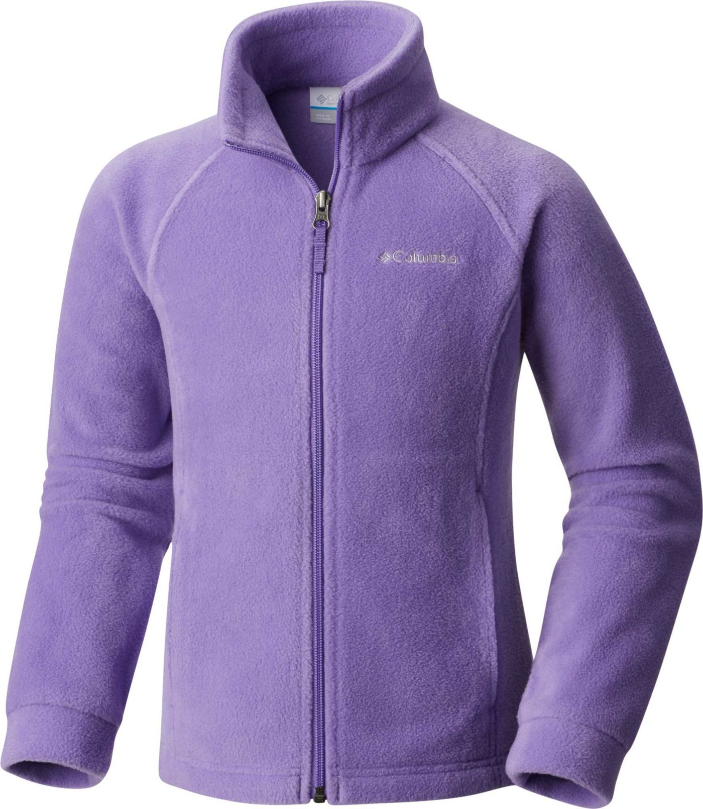 Columbia Toddler Girls' Benton Springs Fleece Jacket