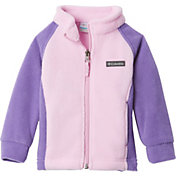 Columbia Girls' Toddler Benton Springs Fleece Jacket