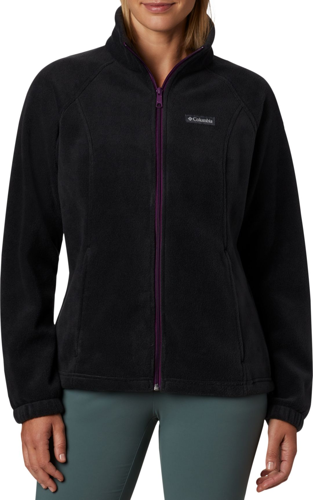 6404ac65e Columbia Women's Benton Springs Full Zip Fleece Jacket