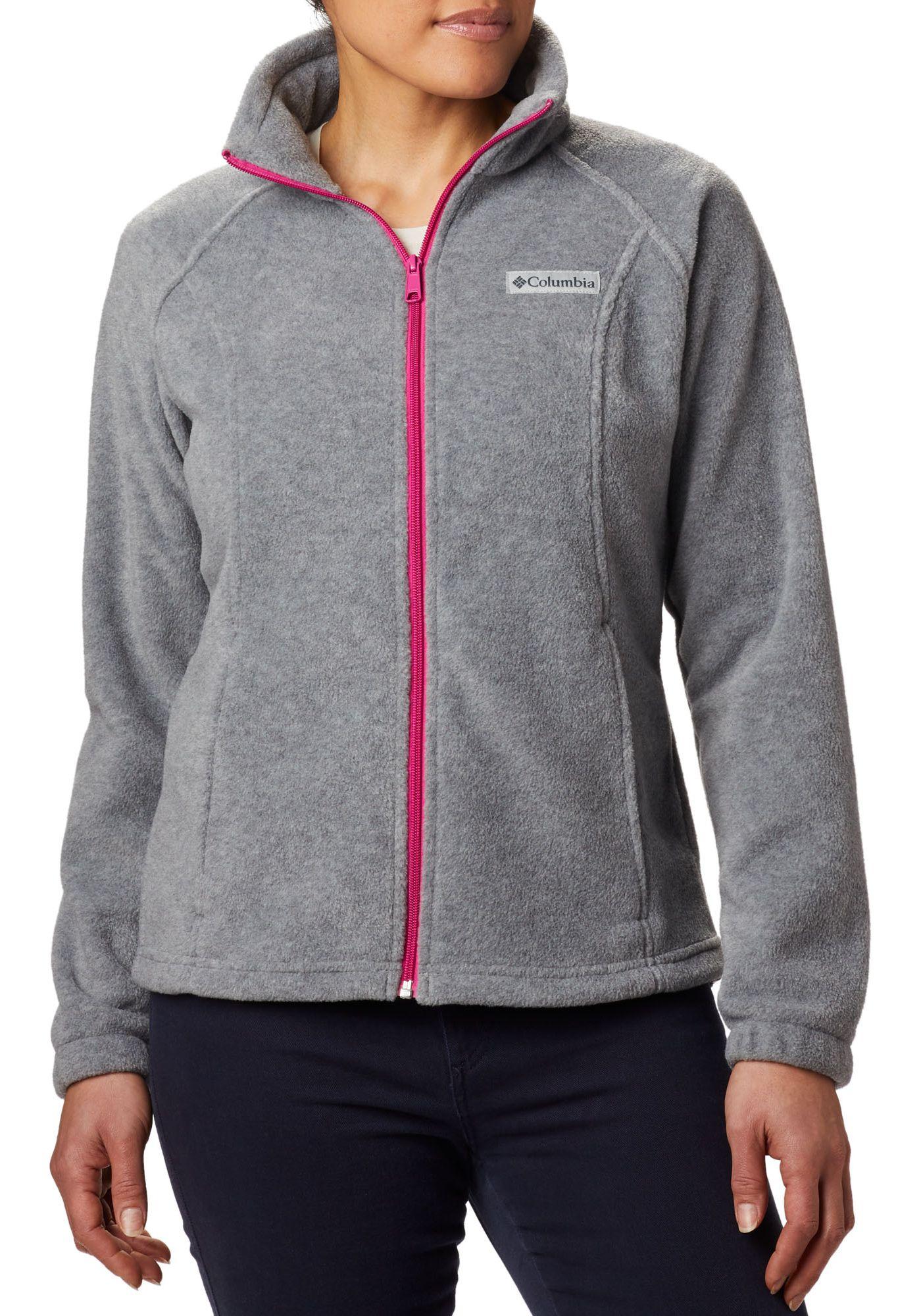Columbia Women S Benton Springs Full Zip Fleece Jacket