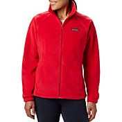 Columbia Women's Benton Springs Full-Zip Fleece Jacket