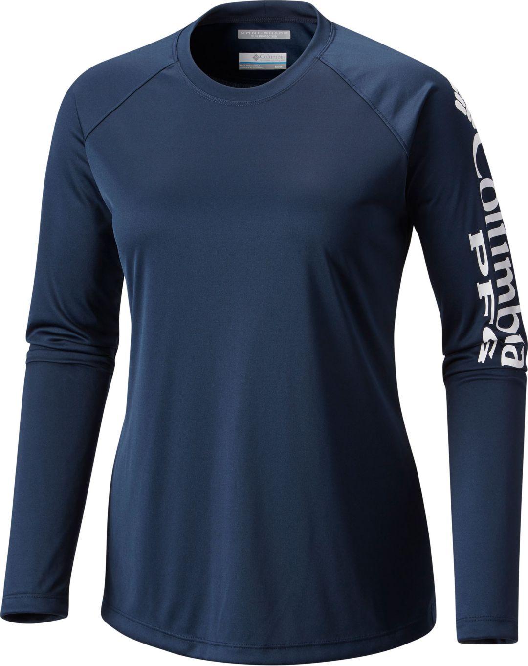 d667c0bd388 Columbia Women's PFG Tidal Tee II Long Sleeve Shirt | DICK'S ...