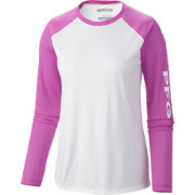 a2eef8f027f Columbia Women s PFG Tidal Tee II Long Sleeve Shirt