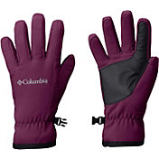 Columbia Women's Kruser Ridge Soft Shell Gloves