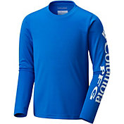 Columbia Youth PFG Terminal Tackle Long Sleeve Shirt