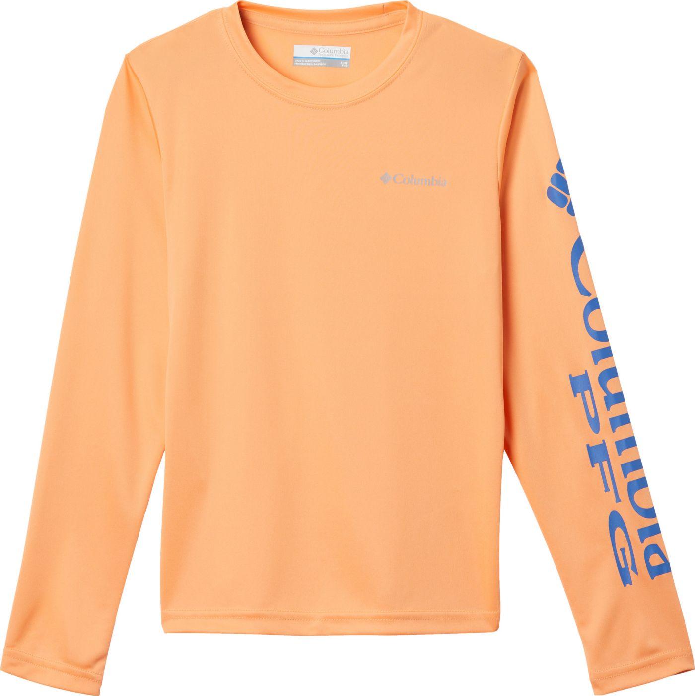Columbia Youth PFG Terminal Tackle Long Sleeve T-Shirt