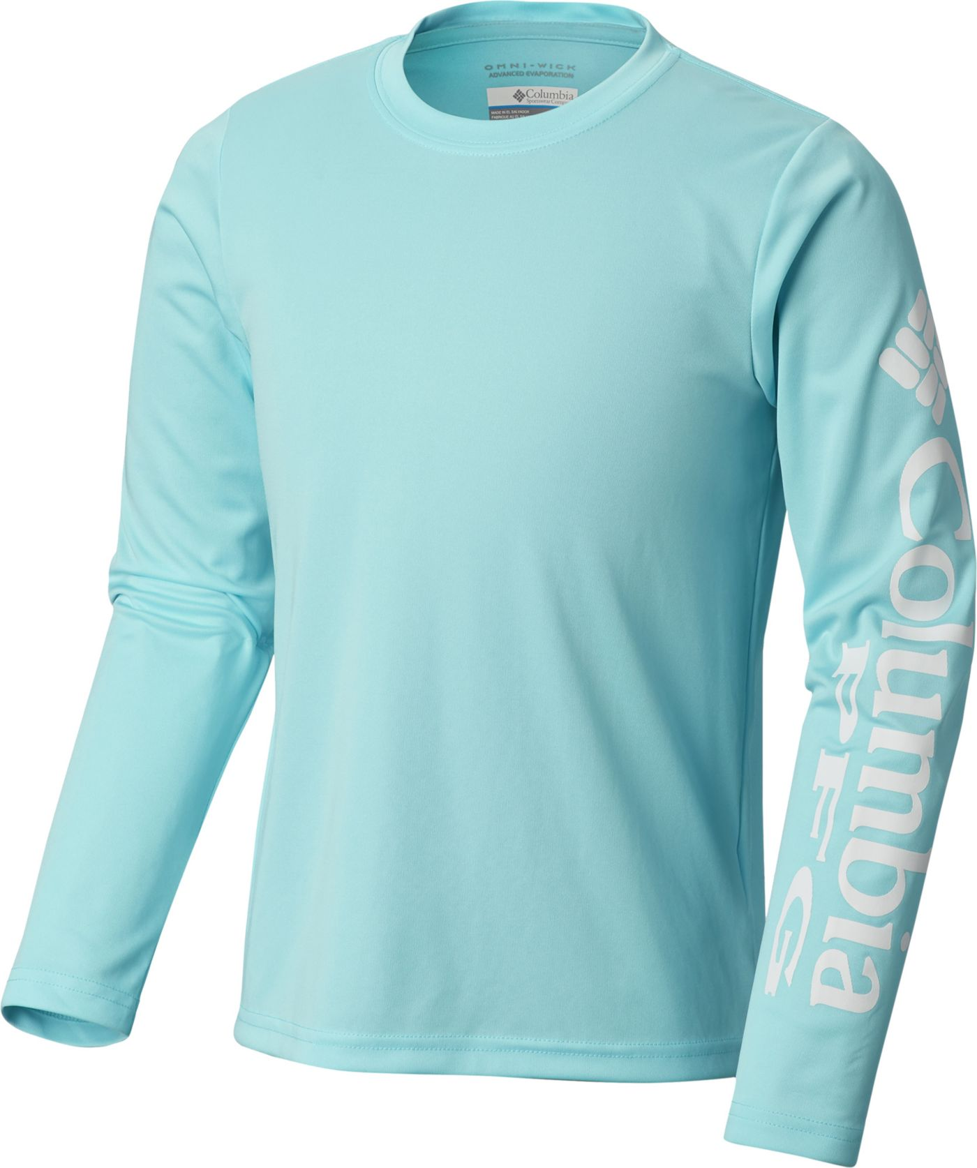 Columbia Youth PFG Terminal Tackle Long Sleeve T-Shirt