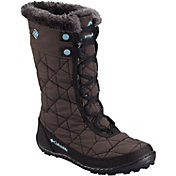 Columbia Kids' Minx Mid II Waterproof Omni-Heat Winter Boots