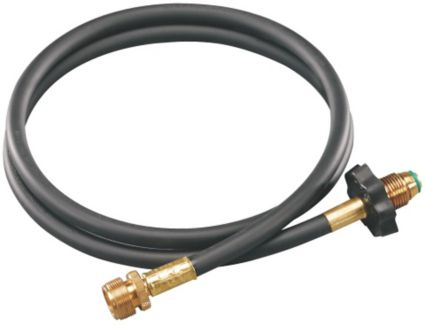 Coleman 5-Ft High-Pressure Propane Hose and Adapter