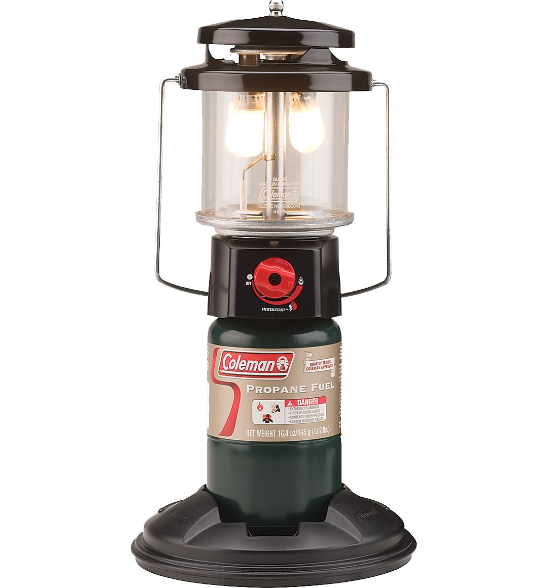 Coleman 2-Mantle InstaStart QuickPack Lantern