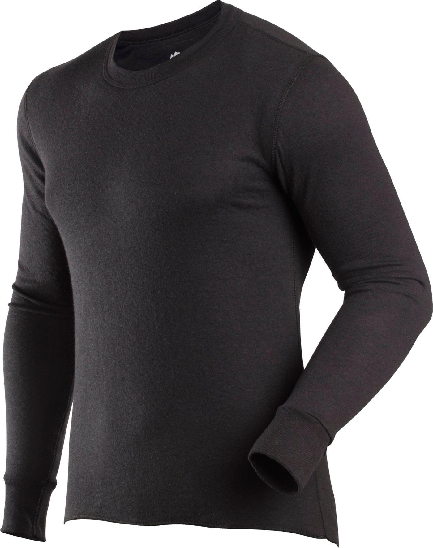 ColdPruf Men's Basic Crew Base Layer Long Sleeve Shirt (Regular and Big & Tall)