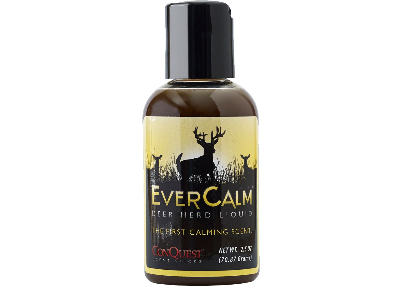 ConQuest EverCalm Deer Herd Liquid Deer Lure – 2 oz