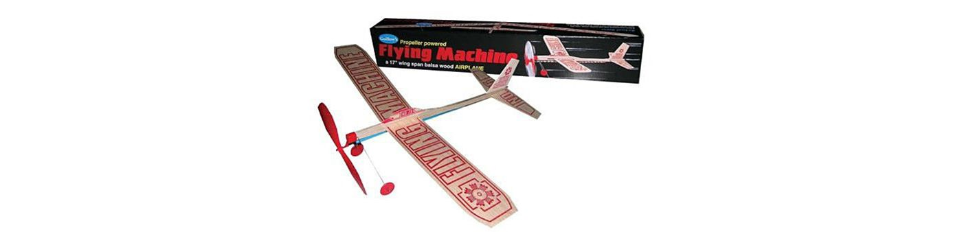 Channel Craft Guillow's Flying Machine
