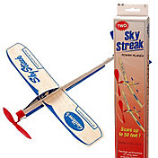 Channel Craft Guillow's Sky Streak Power Plane Twin Pack
