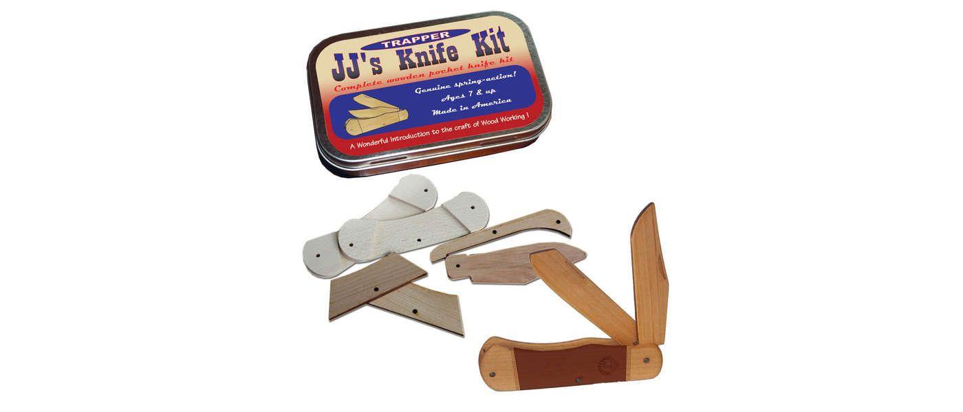 Channel Craft J.J.'s Pocket Knife Kit