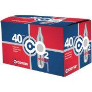 Crosman 40 Pack CO2 Cartridges