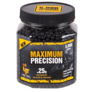 Crosman Airsoft Ultra Heavy BBs - 5000 Count