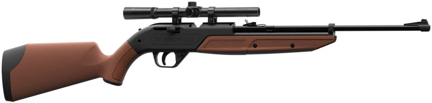 Crosman Pumpmaster 760X  Pellet / BB Gun with Scope