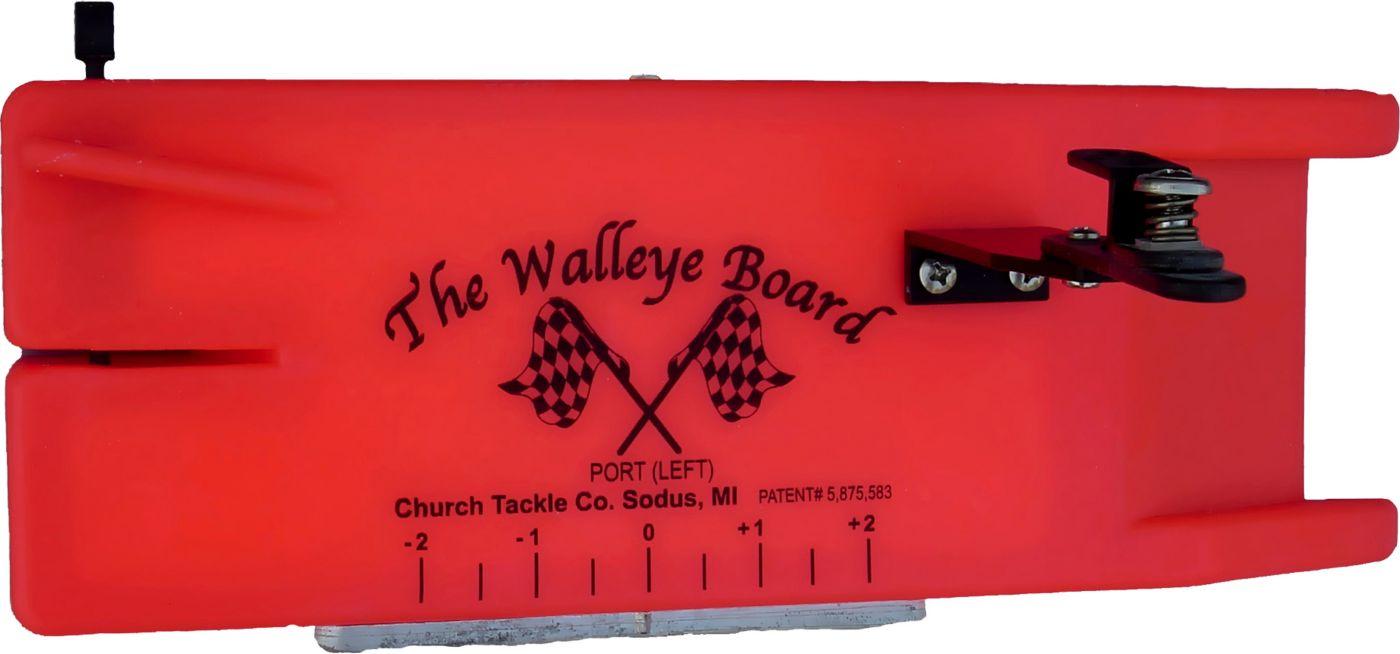 Church Tackle Mr. Walleye Portside Planer Board