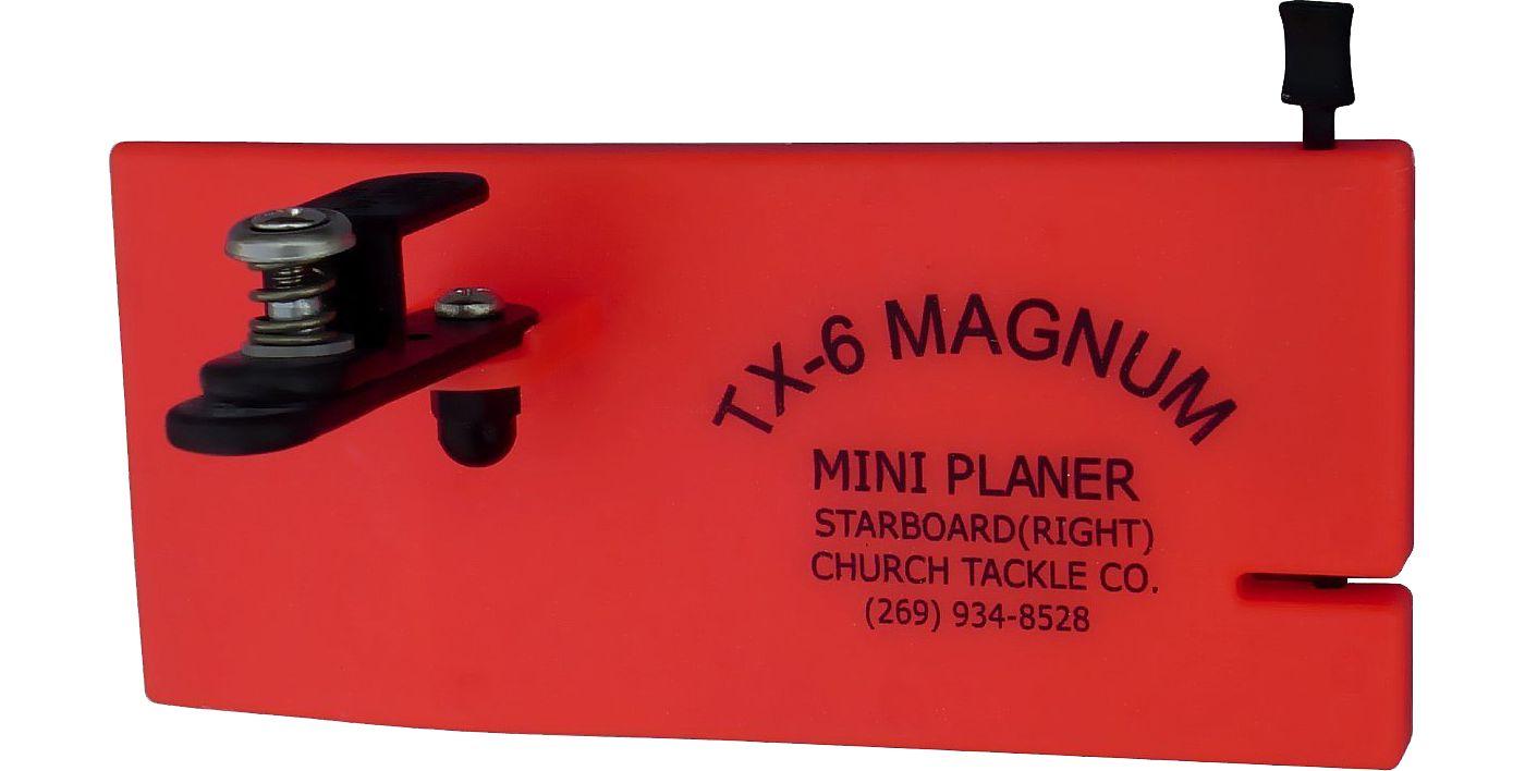 Church Tackle Magnum Mini Starboard Side Planer Board