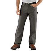Carhartt Men's Canvas Carpenter Pants (Regular and Big & Tall)