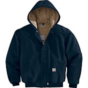 Carhartt Men's Duck Flame Resistant Active Jacket