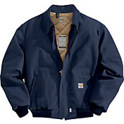 Carhartt Men's Duck Flame Resistant Bomber Jacket