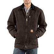 8d3959eca52 Product Image · Carhartt Men's Sandstone Ridge Coat - Big & Tall