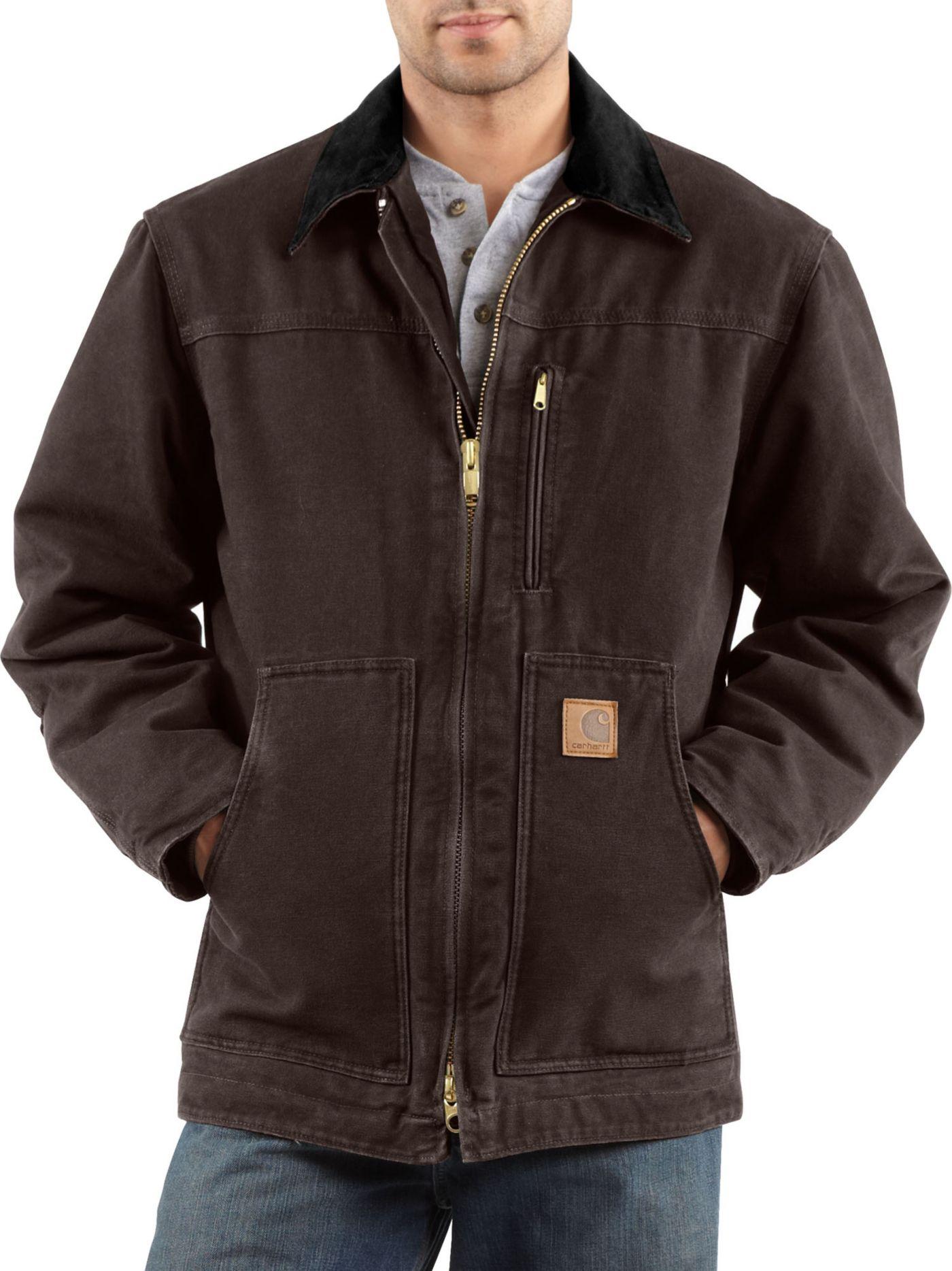 Carhartt Men's Sandstone Ridge Coat - Big & Tall
