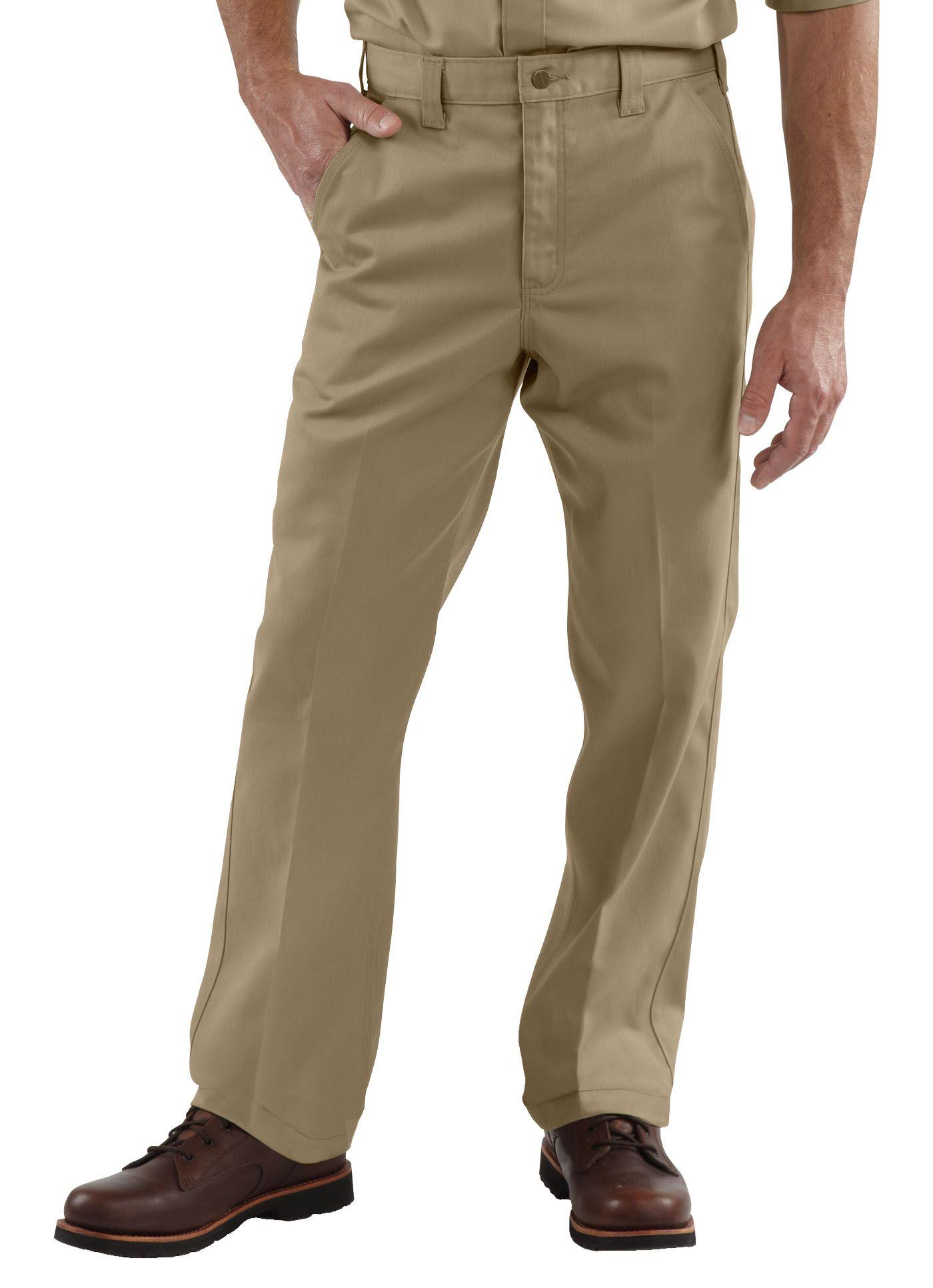 Carhartt Men's Twill Work Pants - Big