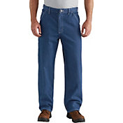 Carhartt Men's Washed Denim Work Dungarees (Regular and Big & Tall)