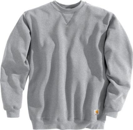 b3f9312d69c5 Carhartt Men s Crewneck Sweatshirt - Big   Tall