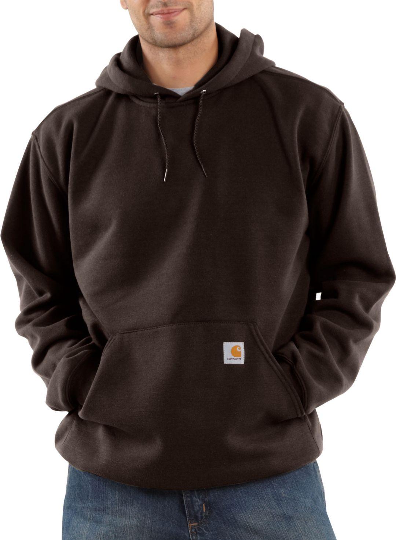 9175e2bbe Carhartt Men's Midweight Hooded Sweatshirt   DICK'S Sporting Goods