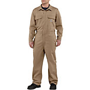Carhartt Men's Flame Resistant Traditional Twill Coveralls
