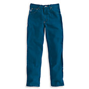 Carhartt Men's Relaxed Fit Tapered Leg Jeans (Regular and Big & Tall)