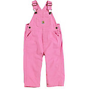 Carhartt Infant Washed Micro Sanded Canvas Overalls